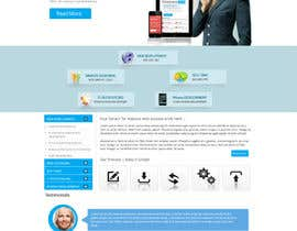 #26 for Design for a Marketing / Consulting website by rajibdesigner900
