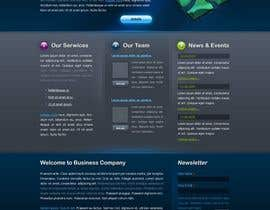 #54 for Design for a Marketing / Consulting website by mbenchekroun