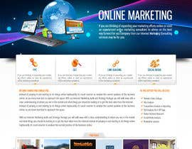 #18 para Design for a Marketing / Consulting website por dilip08kmar