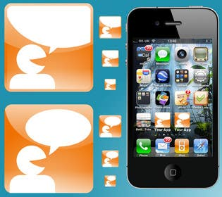 #13 for design icon for an iphone application by scottmcklenot