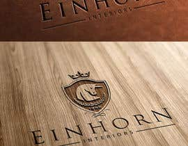 #307 for Design eines Logos for EINHORN Interiors by twindesigner