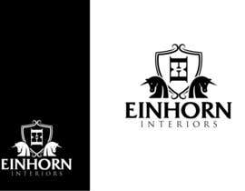 #325 for Design eines Logos for EINHORN Interiors by Designer0713