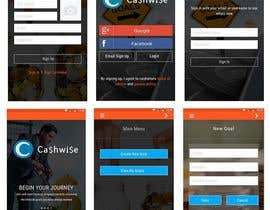 #10 for Create a Saving / Goal Tracker App (Gamified) by nikkok