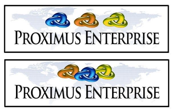 Contest Entry #                                        12                                      for                                         Design a Logo for new Company Proximus Enterprise