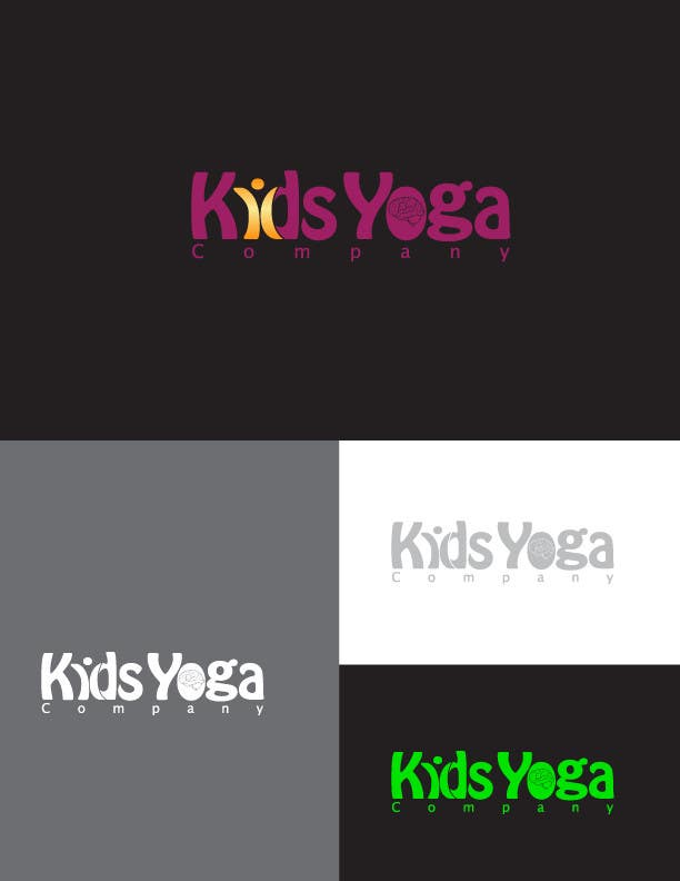Konkurrenceindlæg #53 for Design a Logo for Kids Yoga using your creativity