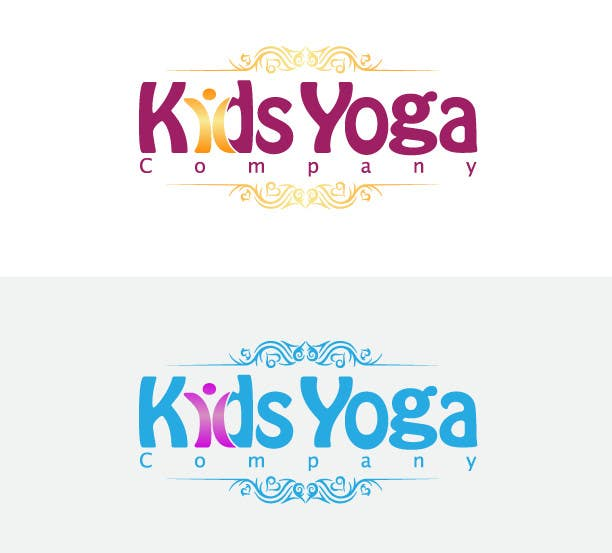 Konkurrenceindlæg #61 for Design a Logo for Kids Yoga using your creativity