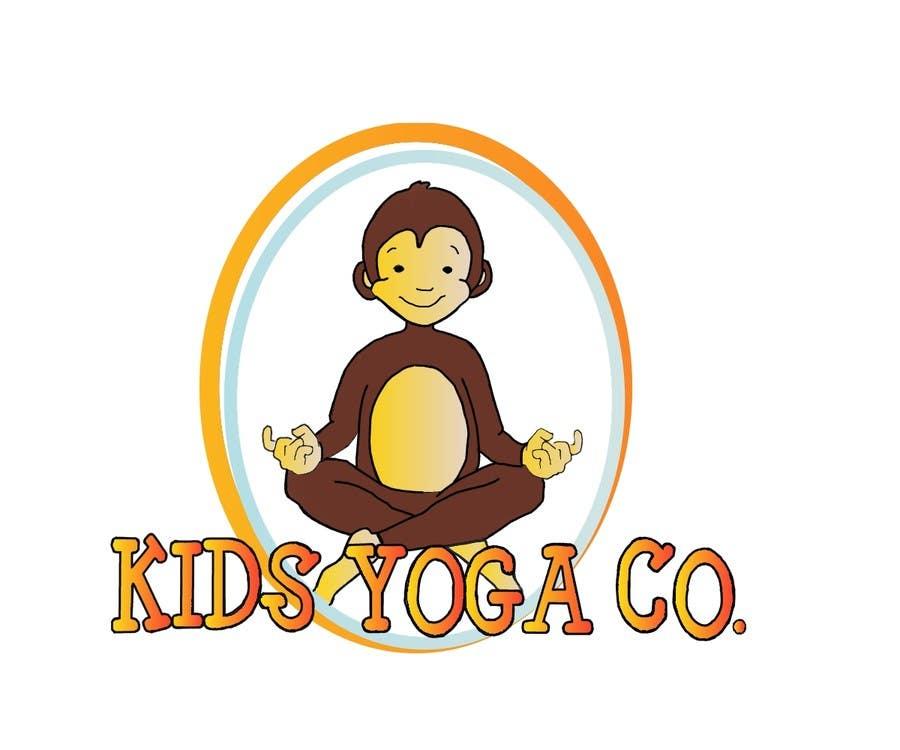 Konkurrenceindlæg #49 for Design a Logo for Kids Yoga using your creativity
