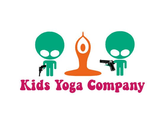 Konkurrenceindlæg #36 for Design a Logo for Kids Yoga using your creativity