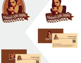 #10 untuk Design a Logo for a Wholesale Coffee Supplies business oleh Sanjoydas7