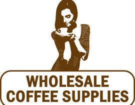#41 untuk Design a Logo for a Wholesale Coffee Supplies business oleh Lord5Ready2Help