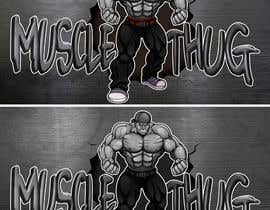 #42 for Illustrate a massive muscular character for company mascot - must be original work!! by losmanto