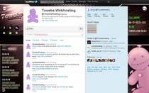 Graphic Design Kilpailutyö #24 kilpailuun Twitter Background for towebs.com