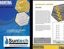 #1 for Design a Two Page Brochure for HIGHTAIL Ladders & Casters af riya10g