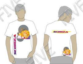 #55 para T-shirt & Hoodie Design for Scorza de five55555