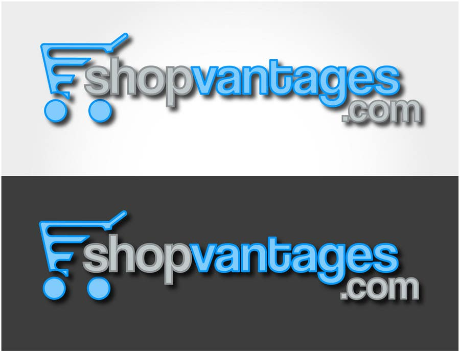 Contest Entry #                                        284                                      for                                         Logo Design for ShopVantages.com