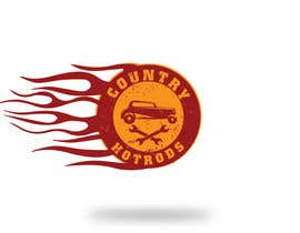 nº 46 pour Design a Logo for Country Hotrods par fazilvn