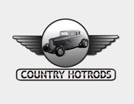 #4 para Design a Logo for Country Hotrods por shorifulislam92