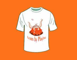 nº 5 pour Design a T-Shirt for LBplaying par elenaciobanu92
