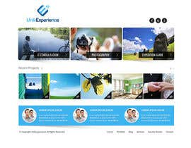 #41 for Design a Website for Unik Experience. by Pavithranmm