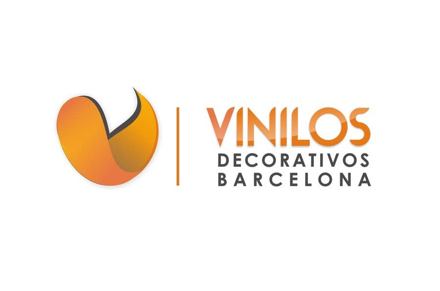 #23 for Design a Logo for a decorative vinyl web by xahe36vw