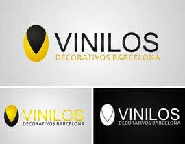 #48 para Design a Logo for a decorative vinyl web por galihgasendra