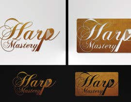 #31 para Design a Logo for Harp Music Coaching por Hyakoub
