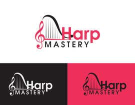 NitheshDesigns tarafından Design a Logo for Harp Music Coaching için no 67