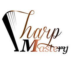 nº 50 pour Design a Logo for Harp Music Coaching par bbngno