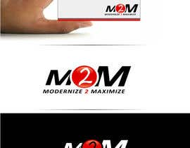 #33 for Design a Logo for Modernize 2 Maximize af saimarehan