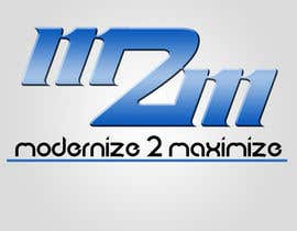#4 for Design a Logo for Modernize 2 Maximize by AHTOAH