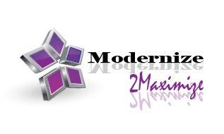 Konkurrenceindlæg #15 for Design a Logo for Modernize 2 Maximize