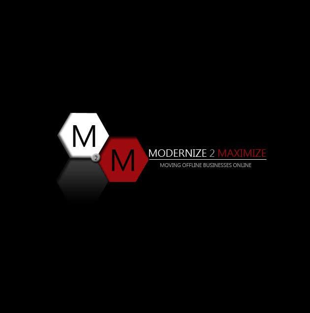Konkurrenceindlæg #31 for Design a Logo for Modernize 2 Maximize