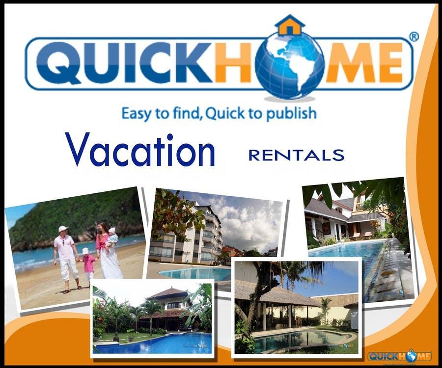 Inscrição nº 41 do Concurso para Banner Ad Design for Quickhome.com