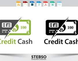 #9 para Diseñar un logotipo Credit Cash de stebso