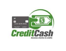 #26 para Diseñar un logotipo Credit Cash de davidgalban7