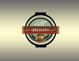 nº 21 pour Logo for my business - brewery par TSZDESIGNS