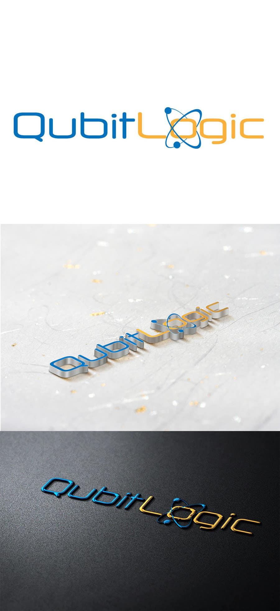 Penyertaan Peraduan #94 untuk Design a Logo for QubitLogic