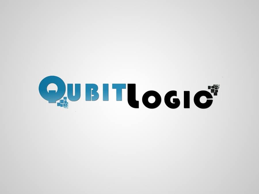 Penyertaan Peraduan #117 untuk Design a Logo for QubitLogic