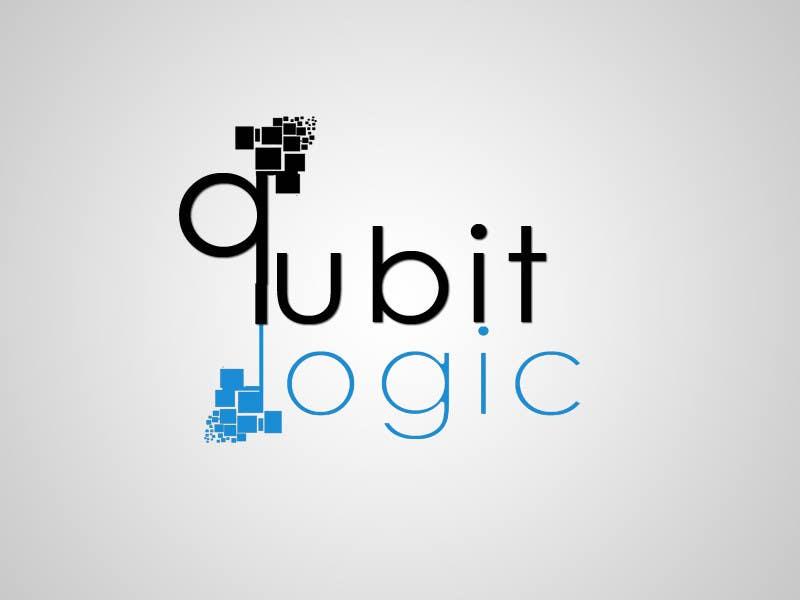 Penyertaan Peraduan #119 untuk Design a Logo for QubitLogic