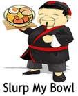 """Bài tham dự #69 về Graphic Design cho cuộc thi Food Blog Logo """"Slurp My Bowl"""""""
