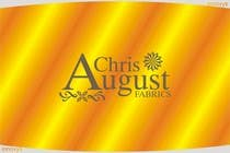 Contest Entry #160 for Logo Design for Chris August Fabrics