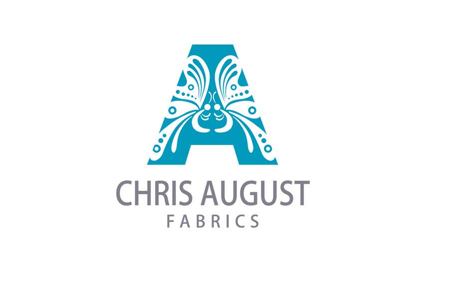 #232 for Logo Design for Chris August Fabrics by smarttaste
