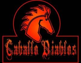 #14 for Design a Logo for Caballo Diablos by Mellorke