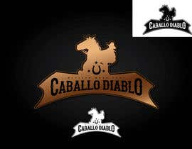 #22 para Design a Logo for Caballo Diablos por GeorgeOrf