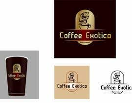 "nº 102 pour Design a Logo for ""Coffee Exotica"" website selling Kopi Luwak!!!!!! par F5DesignStudio"