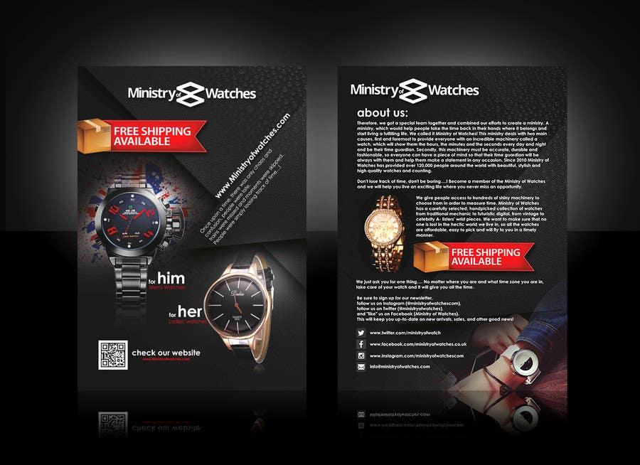 Конкурсная заявка №28 для Design a Flyer and a Business card