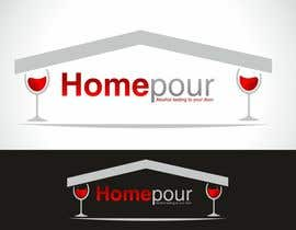 #115 для Graphic Design with Logo for Home Pour от jhonemp7