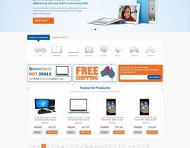 #2 cho Design a Website Mockup for my Website, only three pages needed bởi rainbowfeats