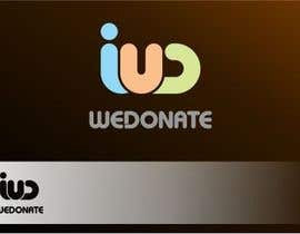#119 for Design a Logo for weDonate by lanangali