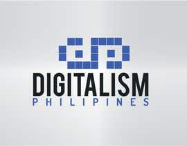 #26 for Design a logo for digitalism.ph by suj0nmaji